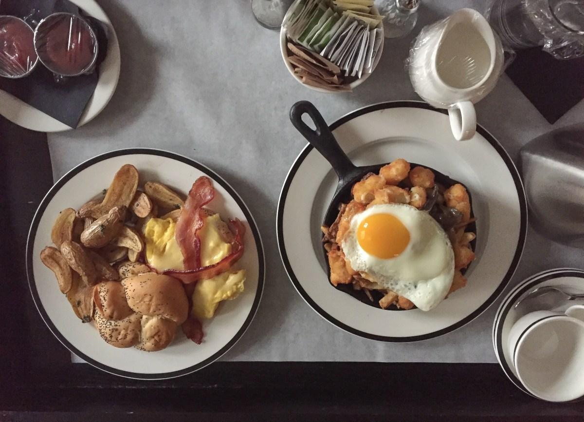 72 Hours in Chicago Breakfast in Bed CAA