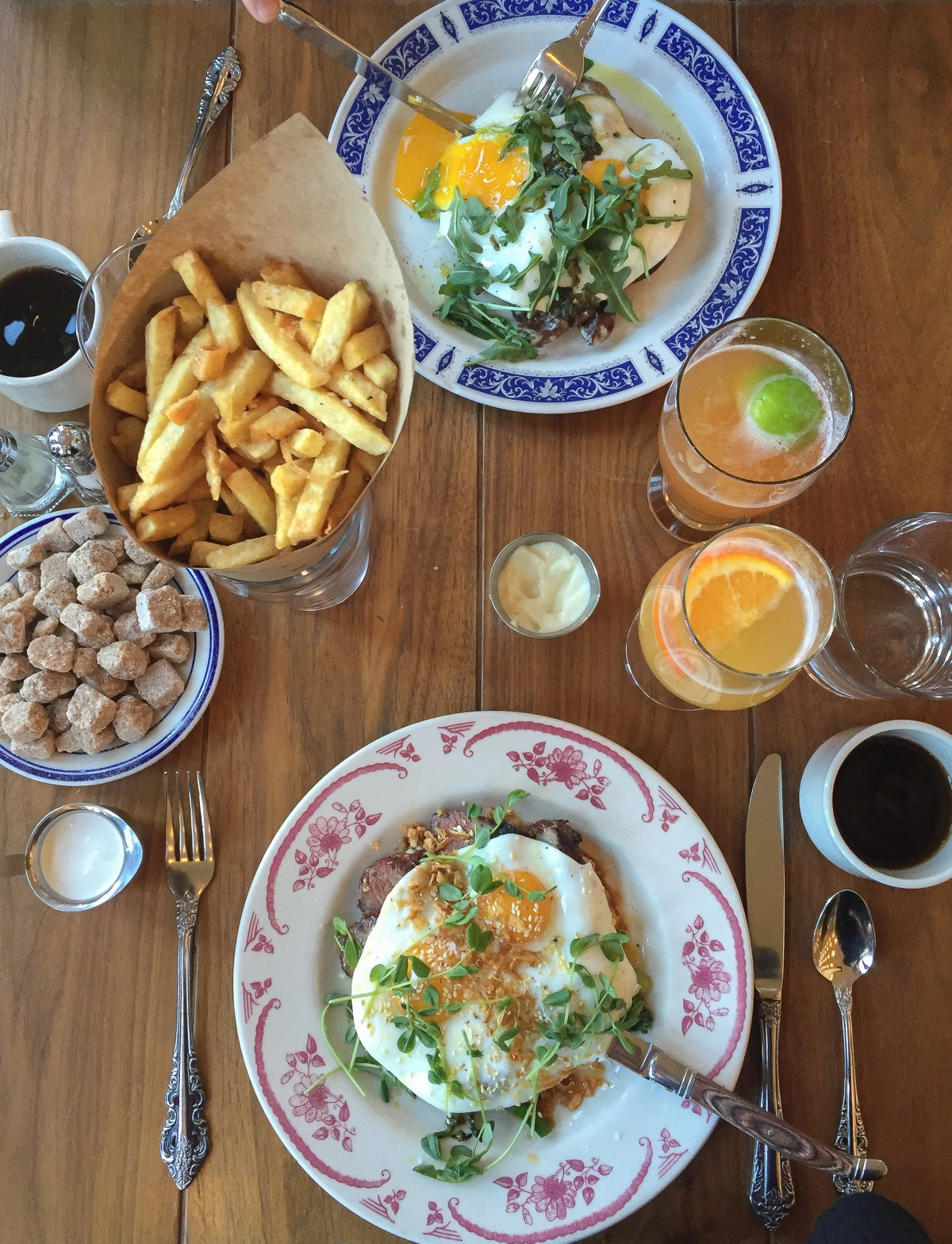 72 Hours in Chicago Brunch at the Publican
