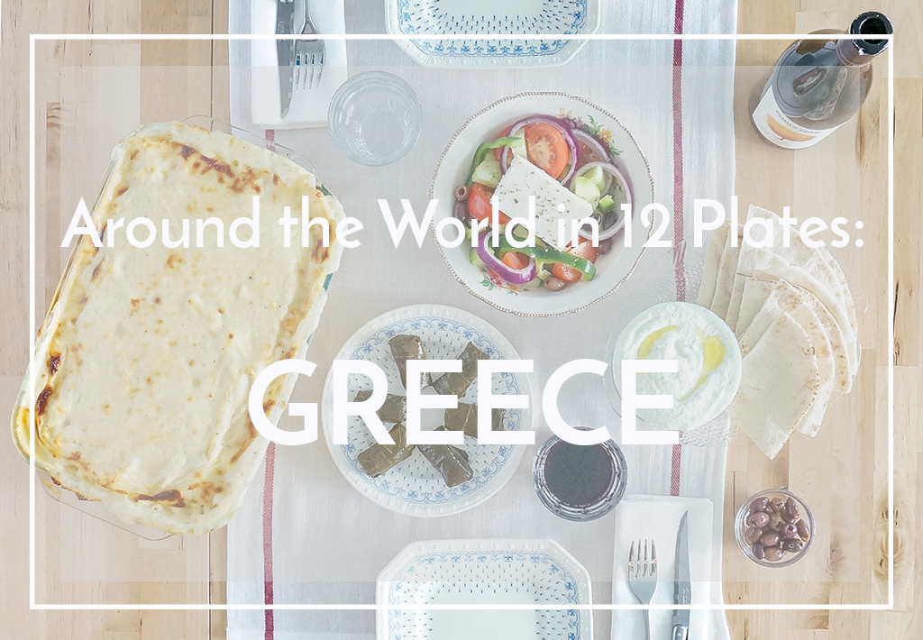 Around the World in 12 Plates: Greece