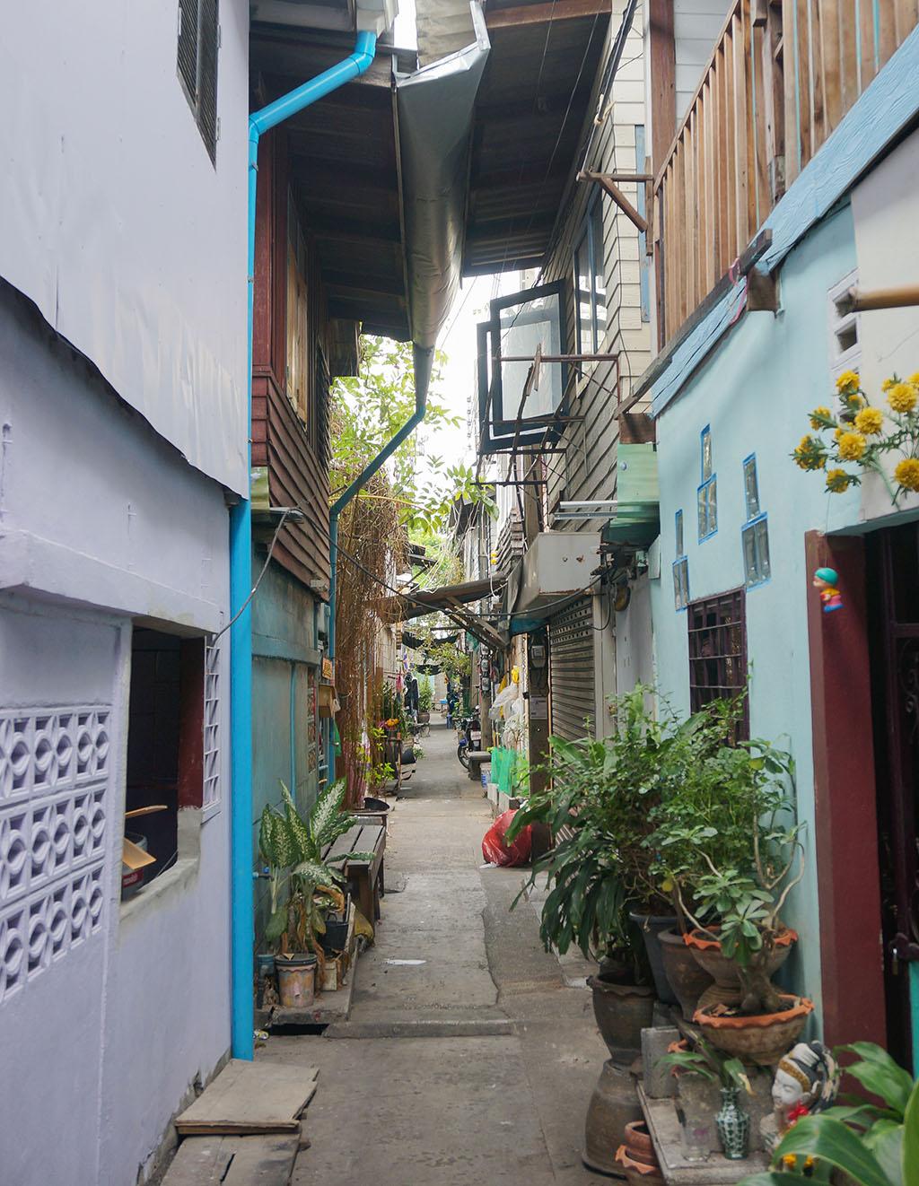 Klong Toey Slum Bangkok
