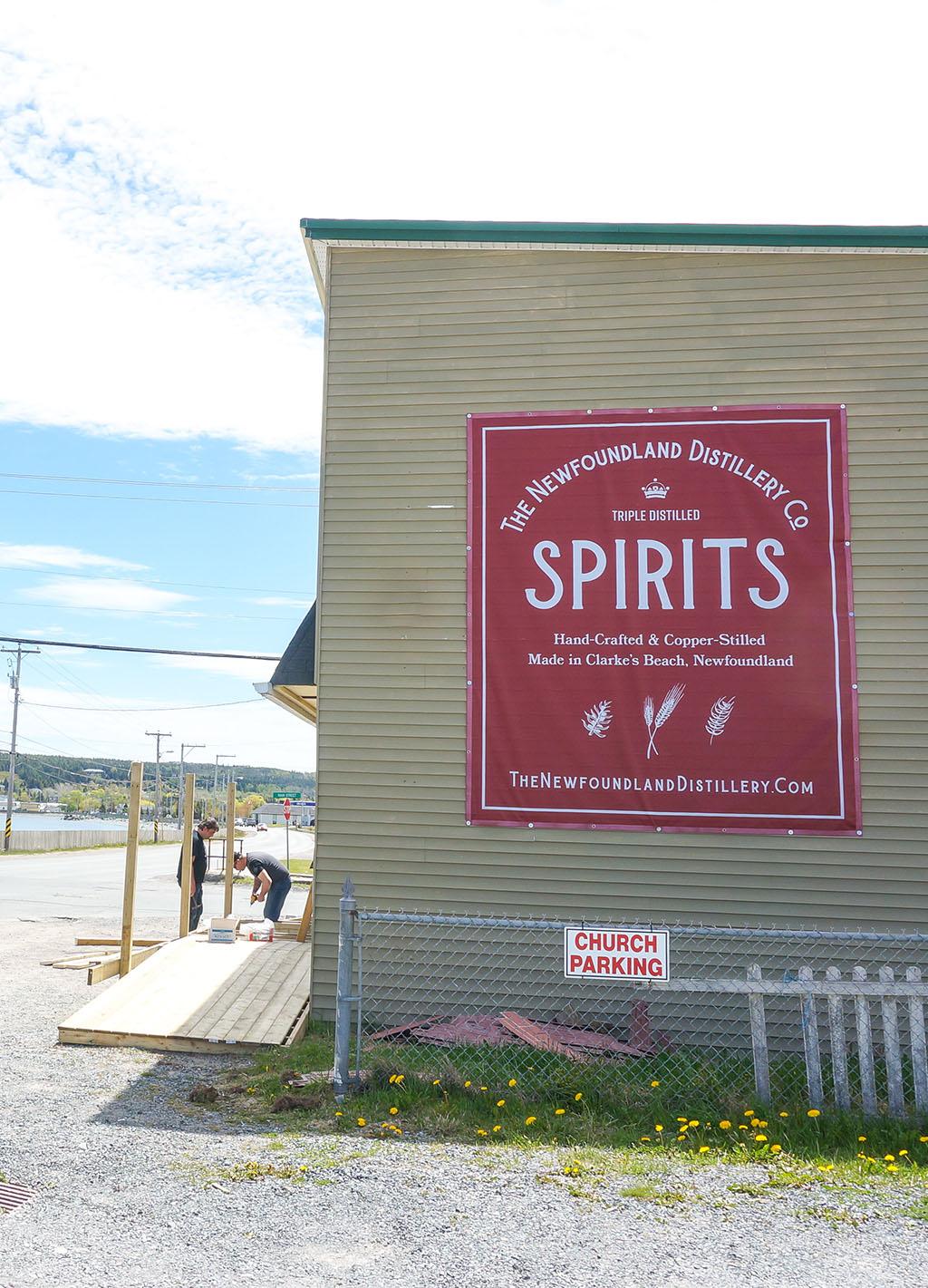 The Newfoundland Distillery