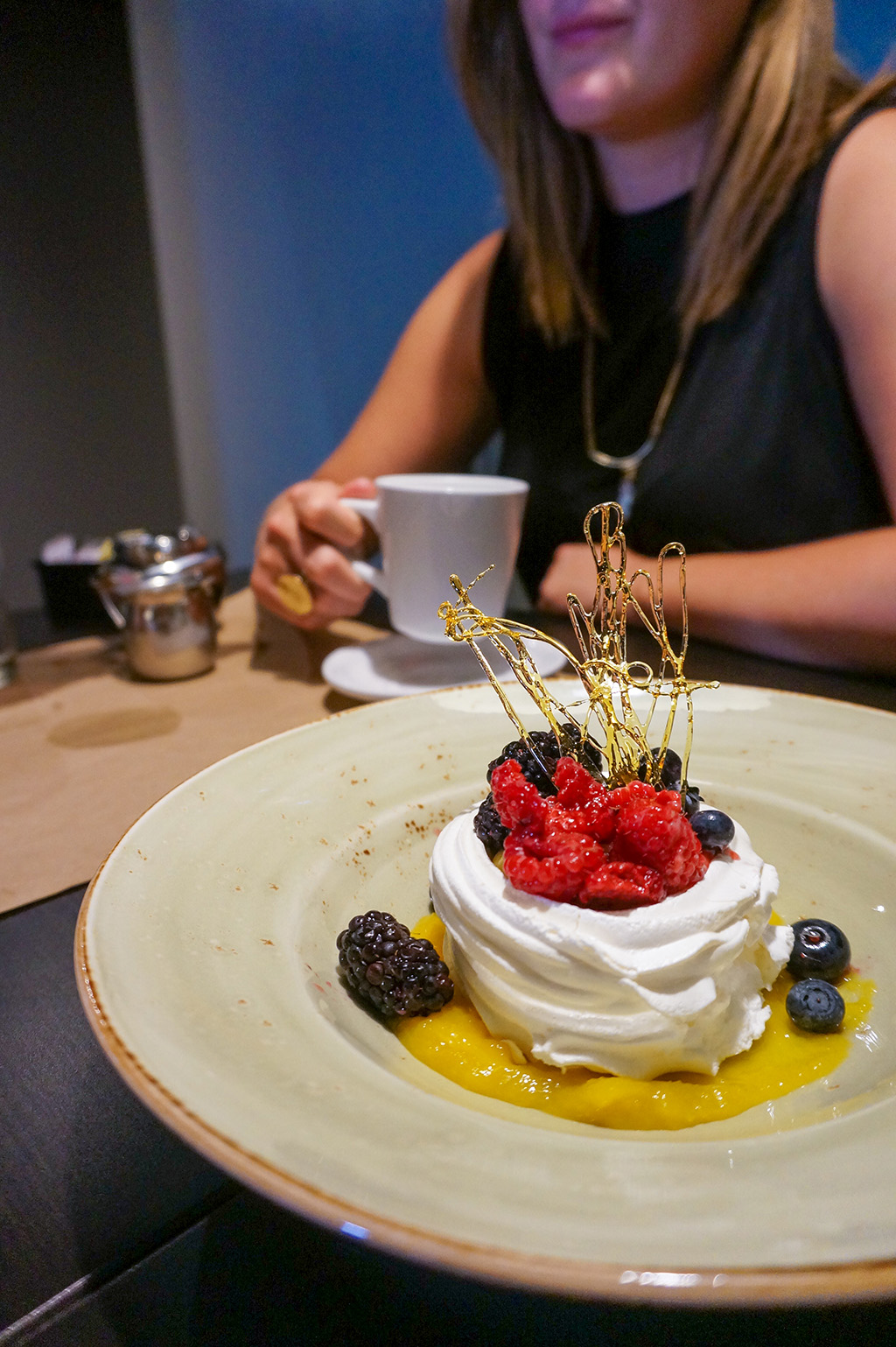 Pavlova.The Food Girl in Town