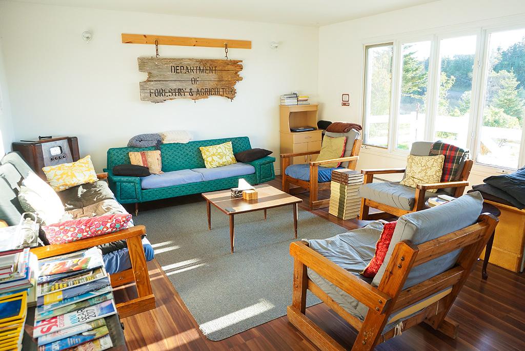 Newfoundland Accommodations Skerwink Hostel
