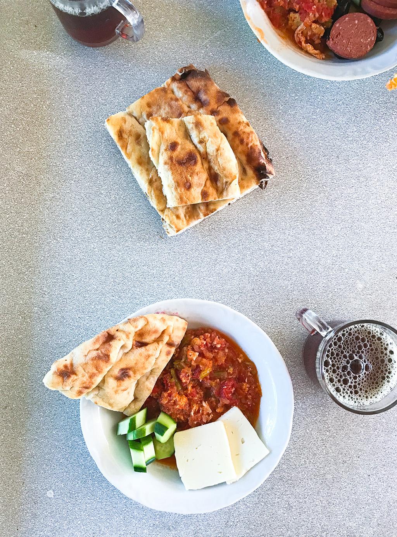 Turkish Menemen.The Food Girl in Town