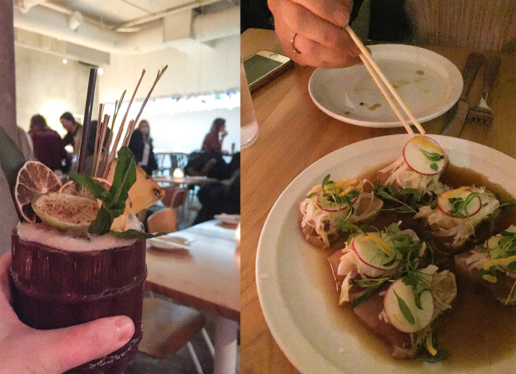 Datsun Collage.The Food Girl in Town.Ottawa Restaurants