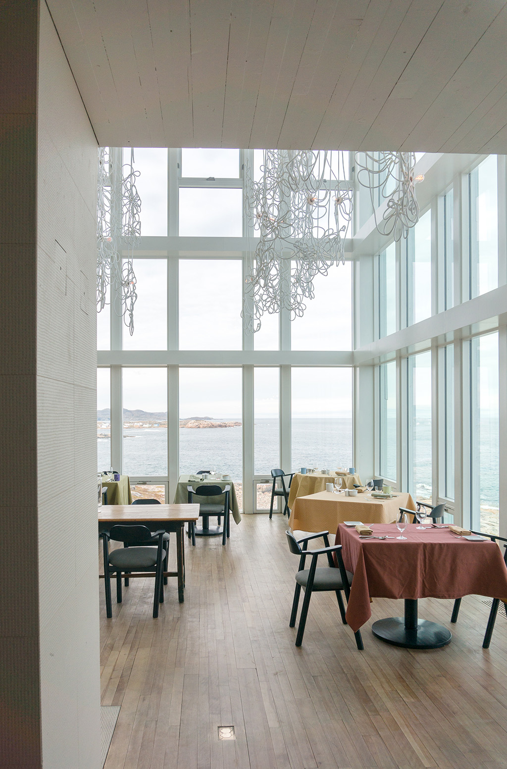 Fogo Island Dining Room.The Food Girl in Town
