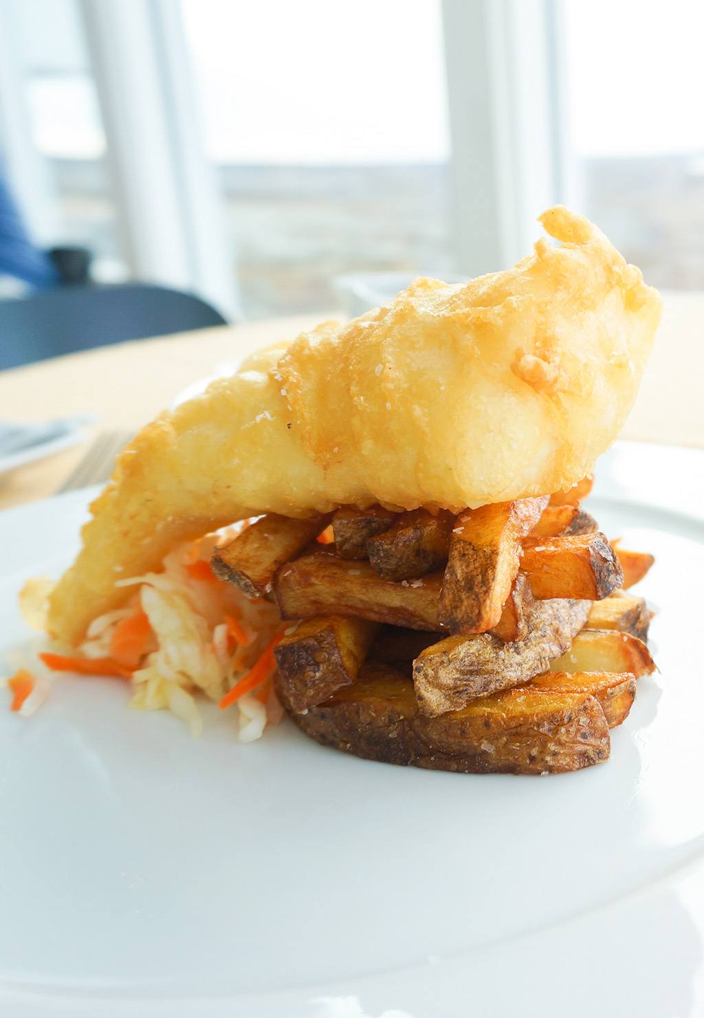 Fogo Island Fish.The Food Girl in Town