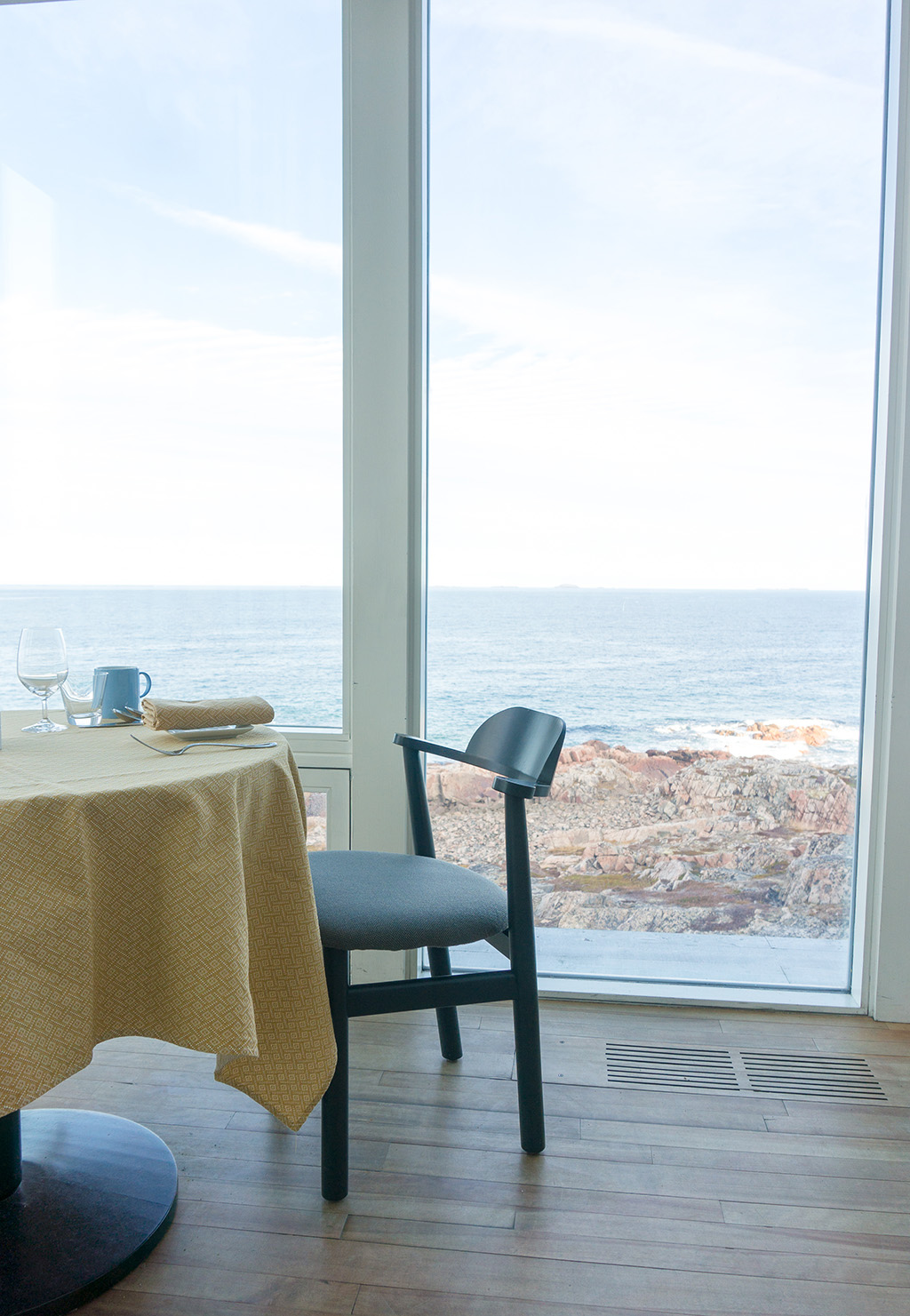 Fogo Island Views.The Food Girl in Town