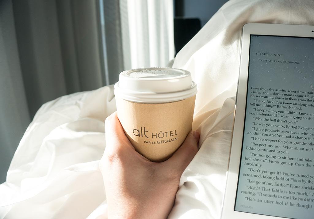 Alt Hotel St. John's Coffee Cup
