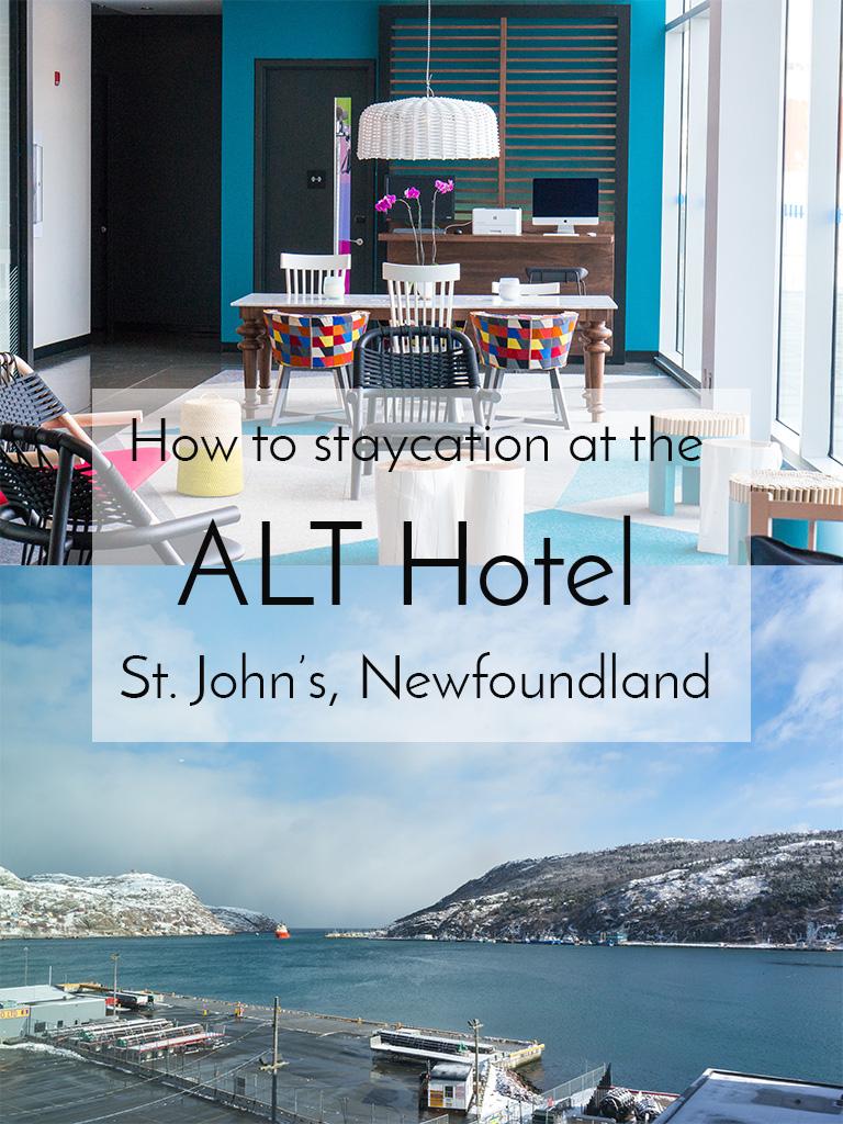 ALT Hotel St. Johns