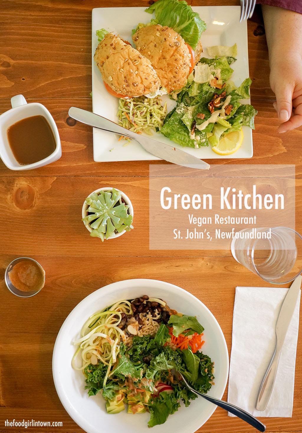 Green Kitchen St. John's PINTEREST