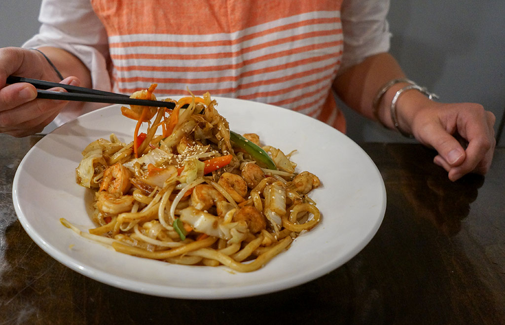 Lunch at Noodle Nami | St. John's