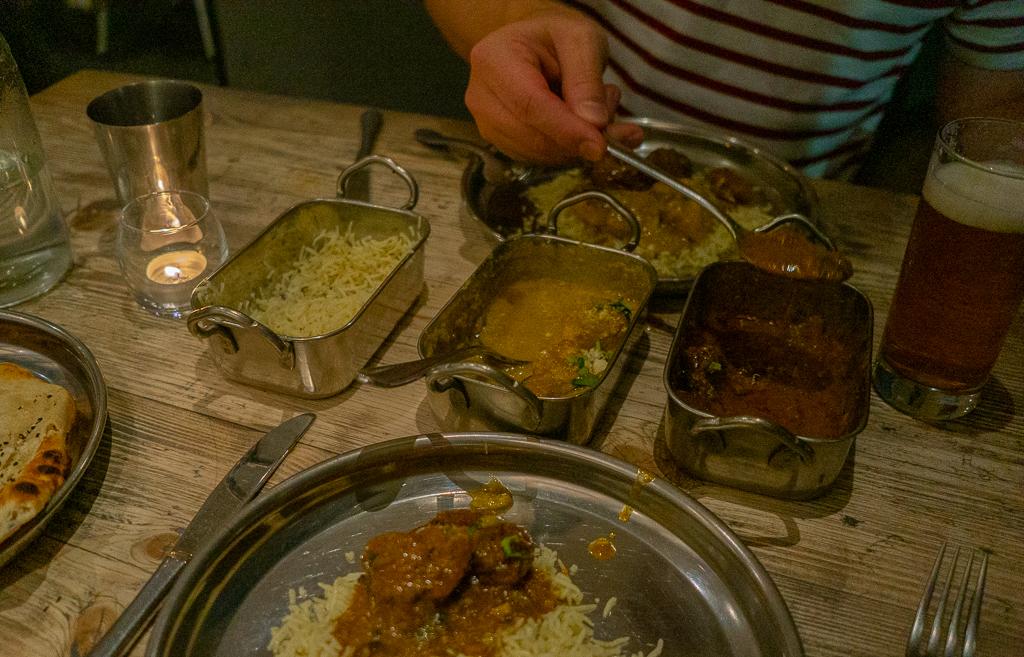 Malabar Chicken Korma