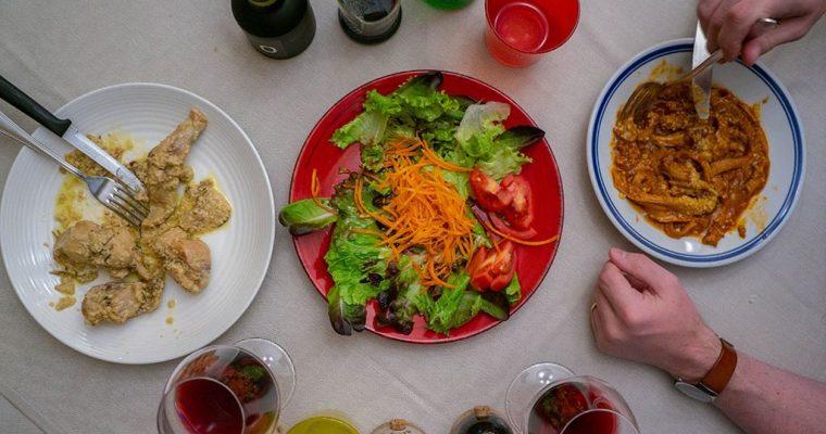Dining at Da Nada: A hilltop restaurant in Maremma, Tuscany