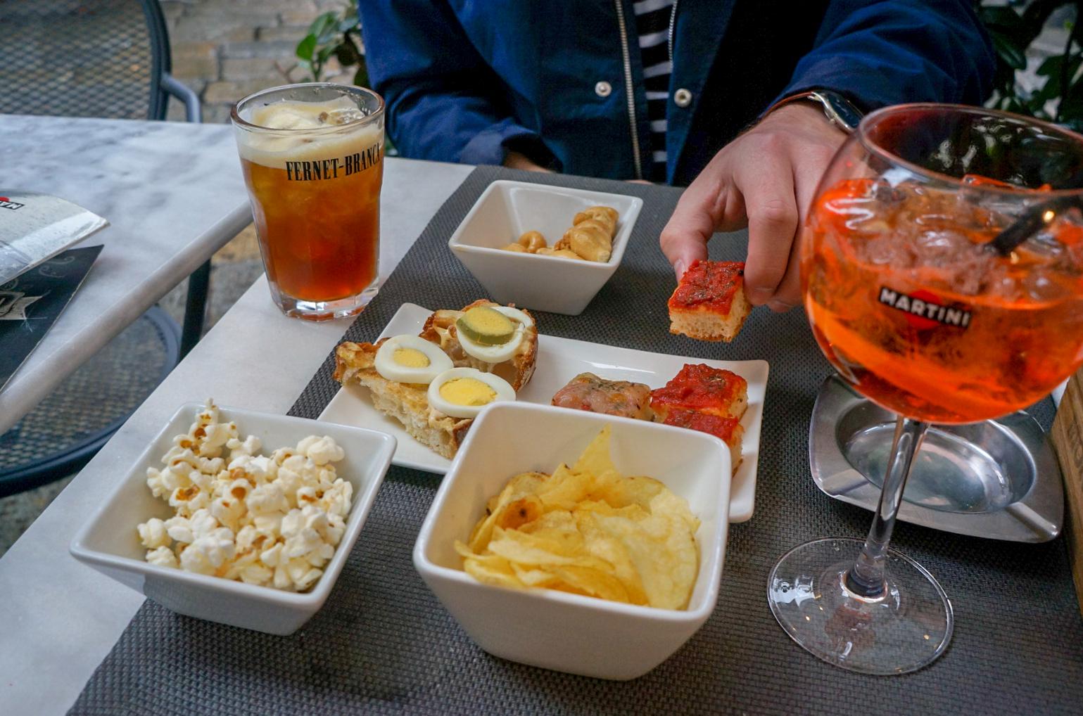 24 Hours of Eating In Milan
