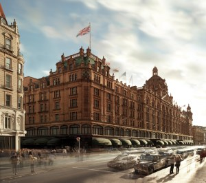 High-Level Highlights From A Day at Harrods