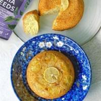 Recipe: Lemon Chia Tea Cake