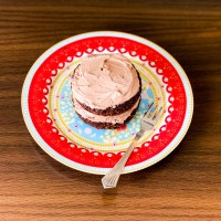 Small Batch Recipes: Chocolate Layer Cakes For Two