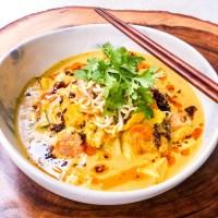 Recipe: Vegan Malaysian Laksa