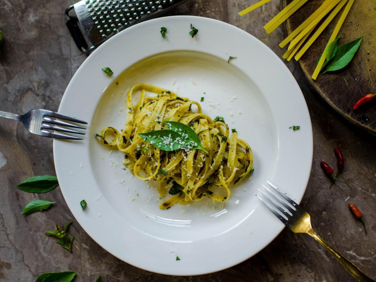easy vegetarian pasta recipe