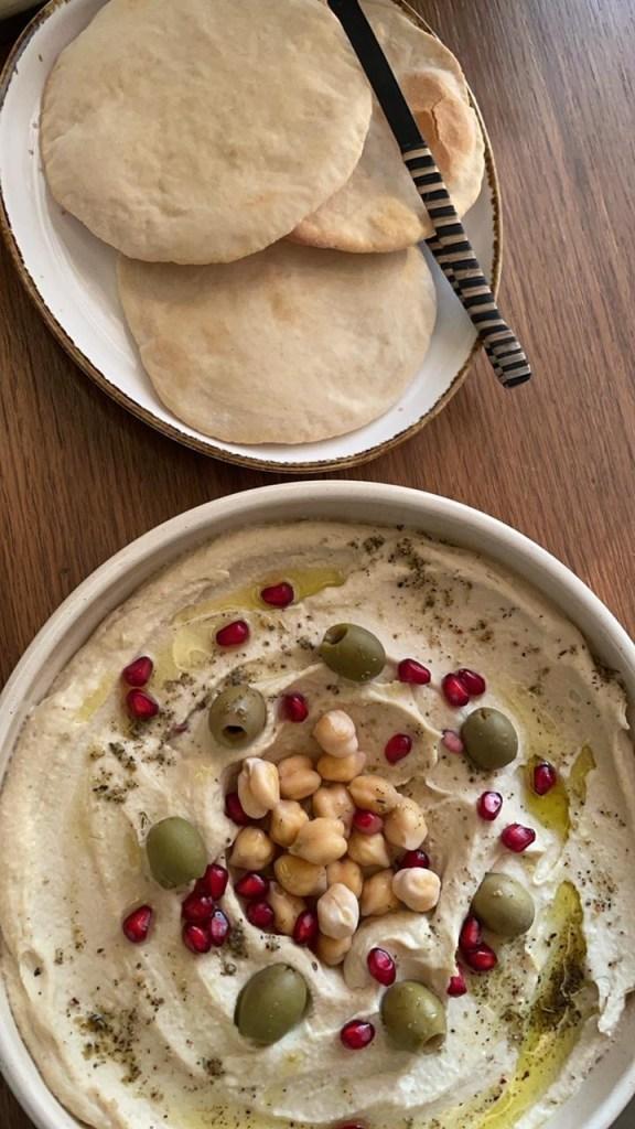 creamiest hummus recipe