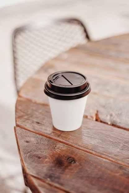 food wood dawn coffee