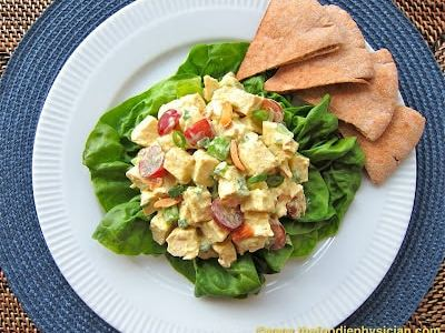 Recipe Resuscitation: Curried Chicken Salad