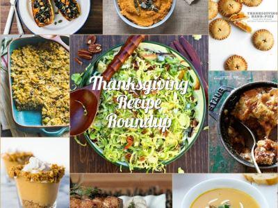 Thanksgiving Recipe Roundup 2014