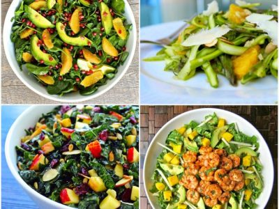 Dining with the Doc: Green Recipe Round-Up
