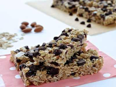 Dining with the Doc: No-Bake Chocolate Cherry Almond Granola Bars