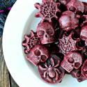 Frightening Frozen Blueberry Bites