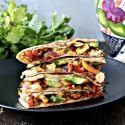 The Ultimate Chicken Quesadilla