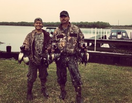 The Foodie Whisperer food blog Duck Hunting