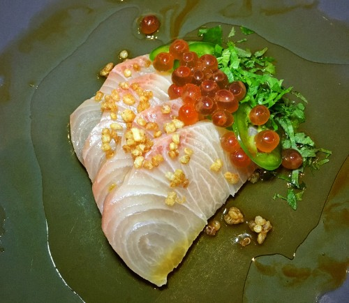 Yellowtail Shoulder