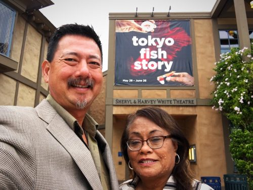 A Tokyo Fish Story - The Old Globe