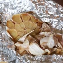 roasted garlic