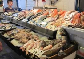 Fish Market, Aegina