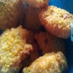 Channa Dal Vada(Lentil Fritters)