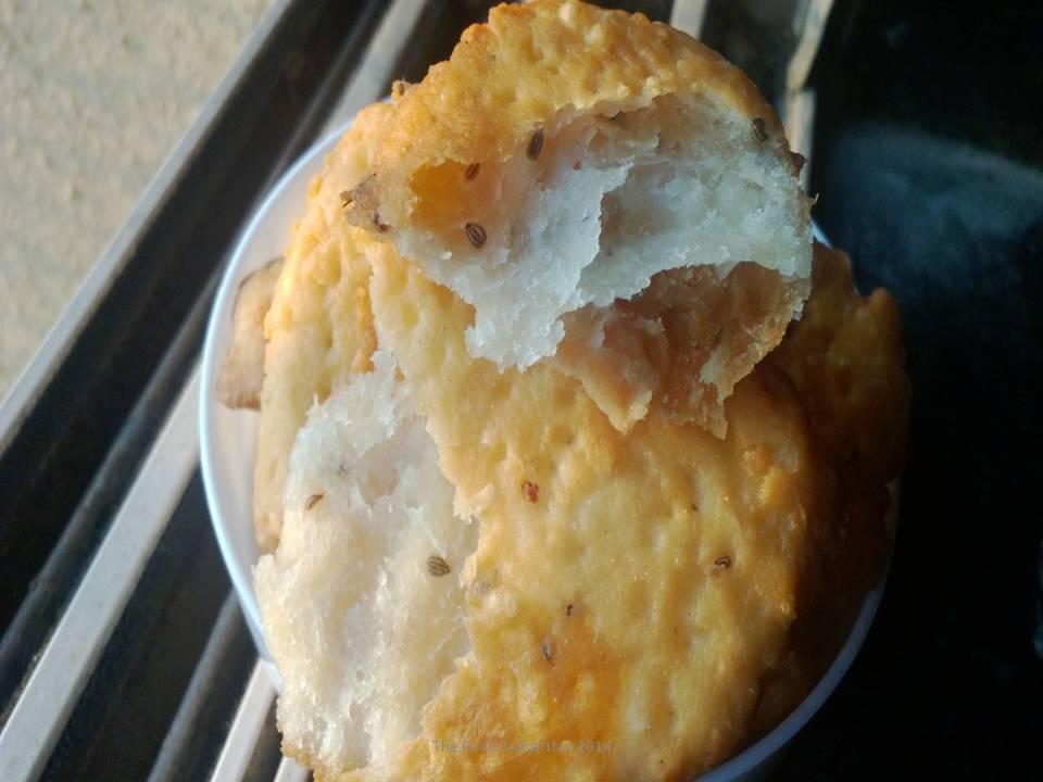 Flaky and Crispy Ajwaini Mathri(Carom Seed Crackers)