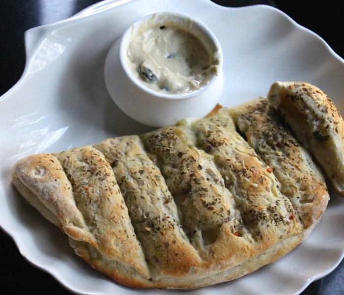 Stuffed Garlic Bread (Domino's Style)