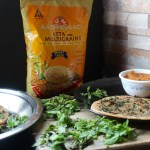 Pudina Laccha Paratha (Mint Leaves Paratha) – Made with Aashirvaad Multigrain Aata