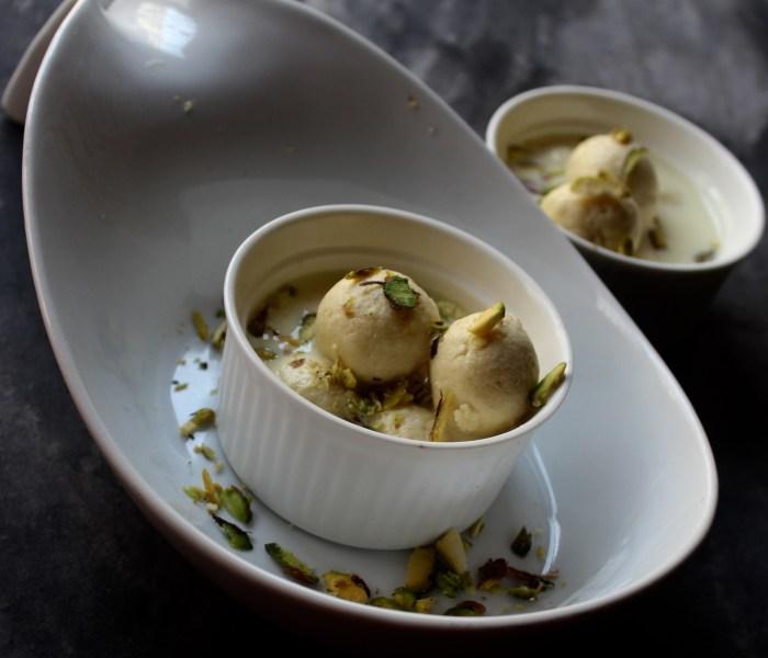 Khira Sagara (an Odia dessert)