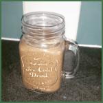Healthy Avocado Chocolate Shake
