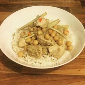 Coconut & Chicken Thai Curry