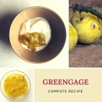 Greengage Compote