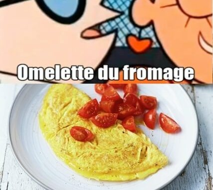 Omelette au Fromage, Omelette au Fromage Recipe, Omelette du Fromage or Omelette au fromage, Cheese Omelette, Omelette au Fromage or du Fromage, Omelette du Fromage Meaning, Mmelette du Fromage Dexter
