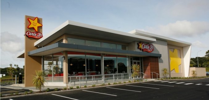 Hardee's / Carl's Jr. franchise
