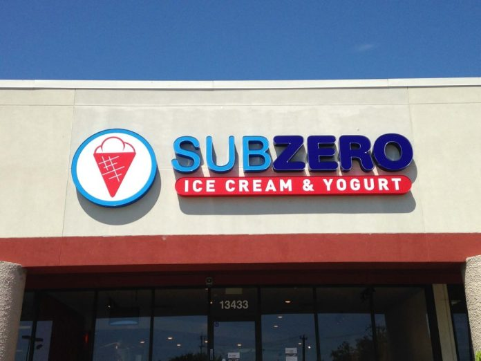 Sub Zero Ice Cream Franchise