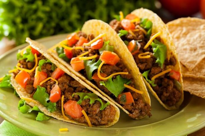 Mexican Cuisines from Taco Time