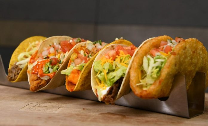 food from taco bell menu